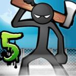Anger of stick 5 Mod Apk : zombie (Unlimited Money) 1