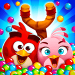 Angry Birds POP Bubble Shooter Mod Apk 4