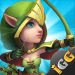 Castle Clash Mod Apk : Brave Squads 4
