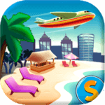 City Island: Airport Mod Apk - City Management Tycoon 4