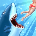 Hungry Shark Evolution MOD APK (Money/Gems/Coins) 1