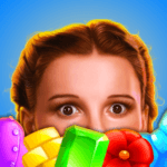 The Wizard of Oz Magic Match 3 Mod Apk   Lives/Boosters 4