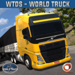 World Truck Driving Simulator Mod Apk + OBB for Android 9