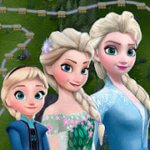 Disney Frozen Free Fall Mod Apk (Unlimited Lives) 4