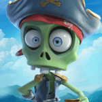 Zombie Castaways MOD Apk (Unlimited Coins/Cash) 1